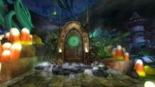 Clocktower Door