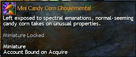 Mini Ghoulemental Description