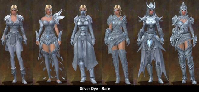 Cheap Silver Dye