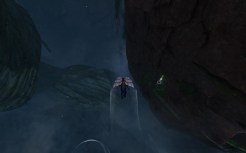 Cliffside Ruins HP Gliding