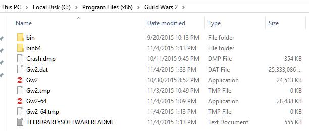Launcher File