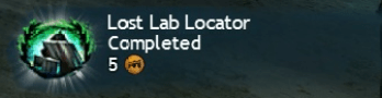 ost Lab Locator Completed
