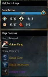 Map Rewards 2