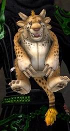 Cheetah Charr Front
