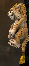 Cheetah Charr Side