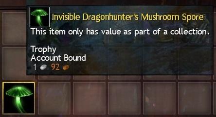 Treasure Mushroom Spore