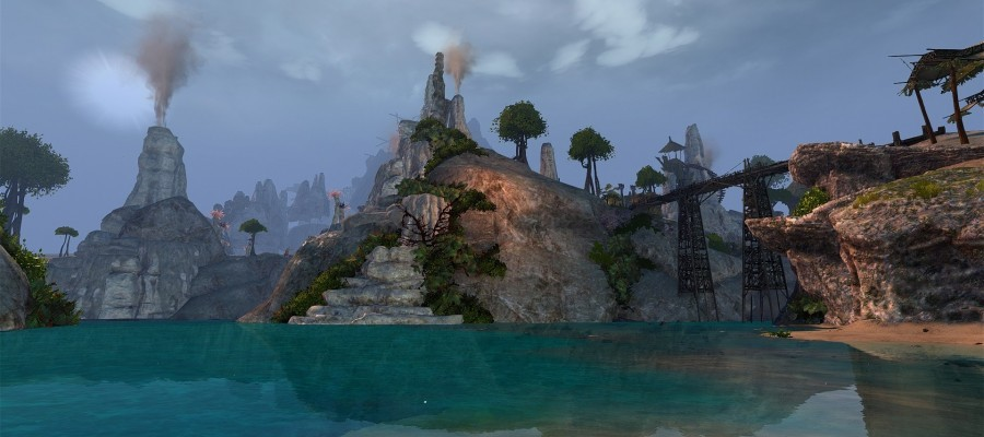 GW2 GemFX Graphics Enhancement Guide