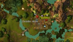 Desider Atum Crafting