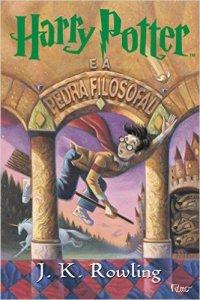 Book Cover: Harry Potter e a Pedra Filosofal