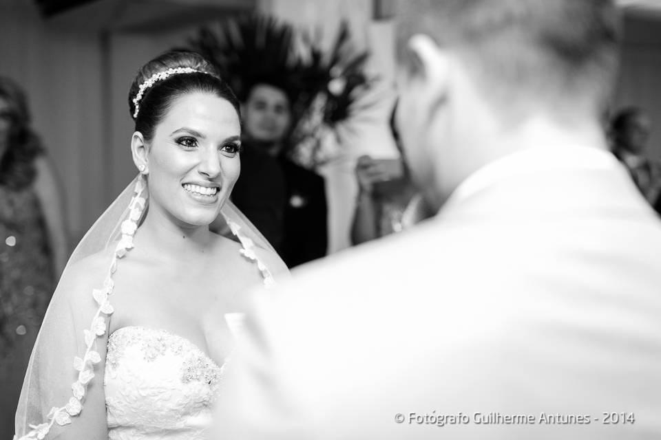Fotógrafo Florianópolis | Casamento Laís e Ricardo | Lira Tênis Clube