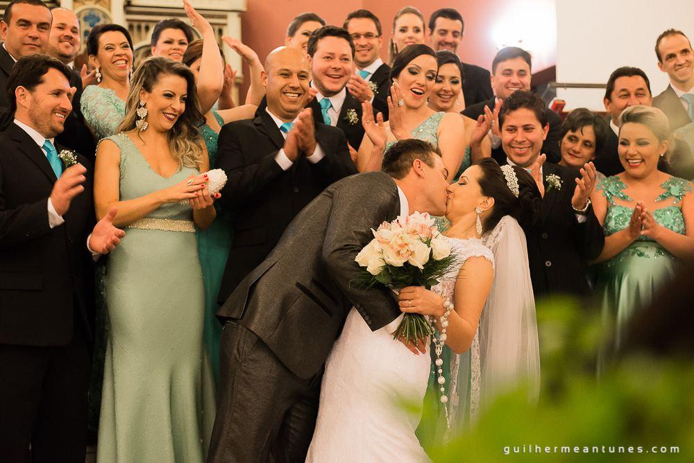 Dicas do Fotógrafo de Casamento Guilherme Antunes (Beijo dos Noivos)