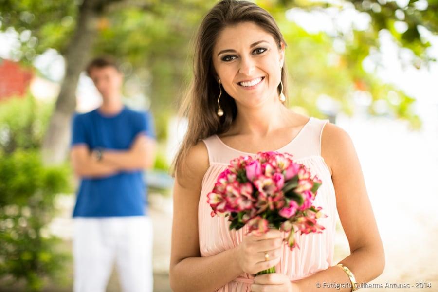 ensaio pré-weddingLages pré-wedding (Buquê)