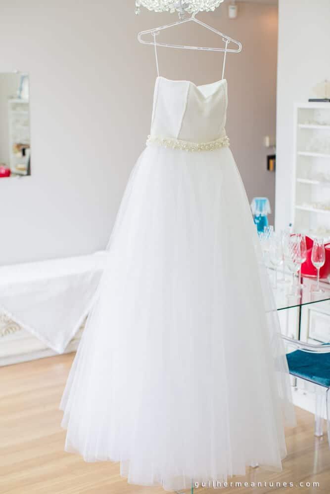 Fernanda e Charles: Fotografia de casamento em Lages (Vestido)