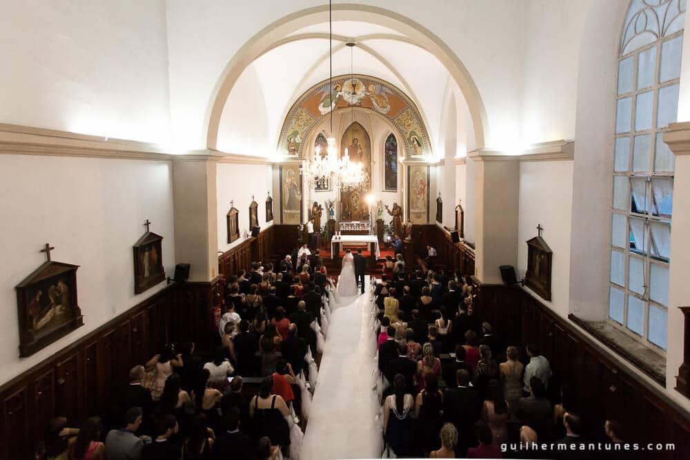 Fernanda e Charles: Fotografia de casamento em Lages (Cerimônia)
