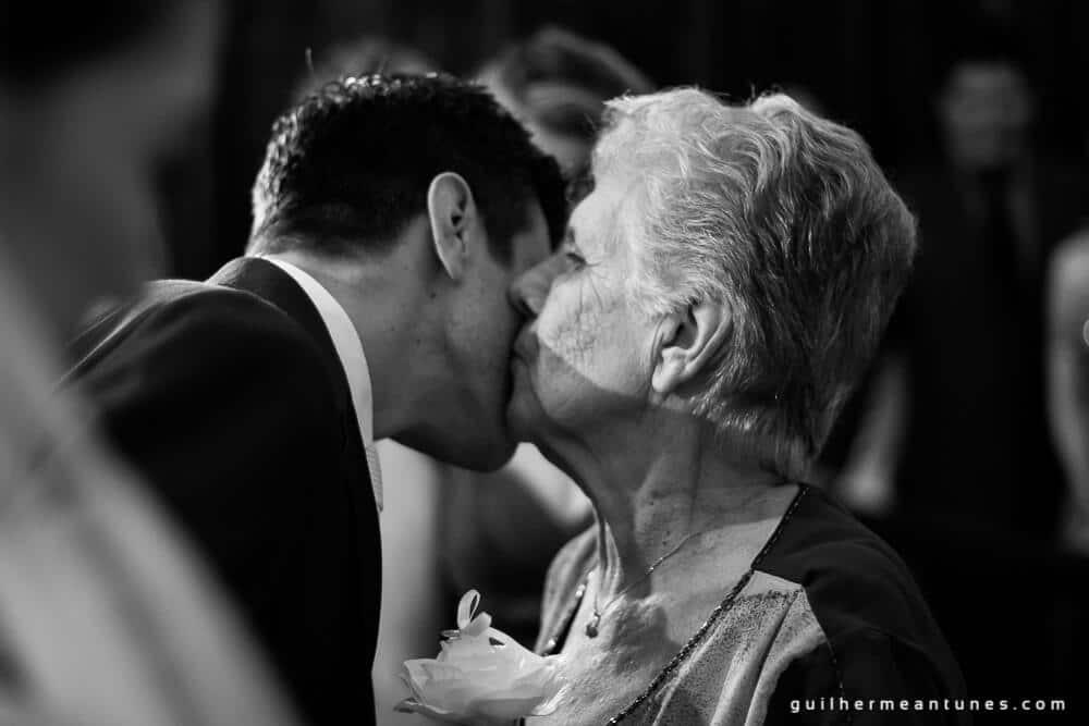 Fernanda e Charles: Fotografia de casamento em Lages (Beijo abençoado)
