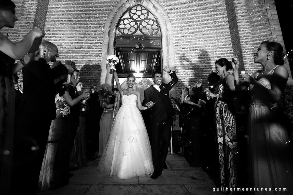 Fernanda e Charles: Fotografia de casamento em Lages (Bolas de sabão)