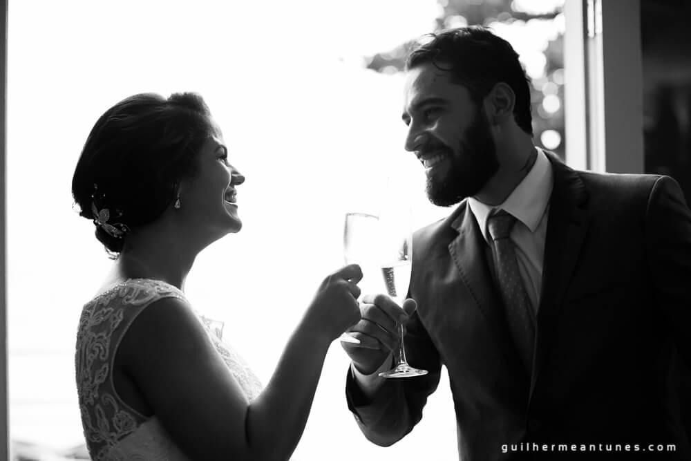 fotografia de casamento (brinde)