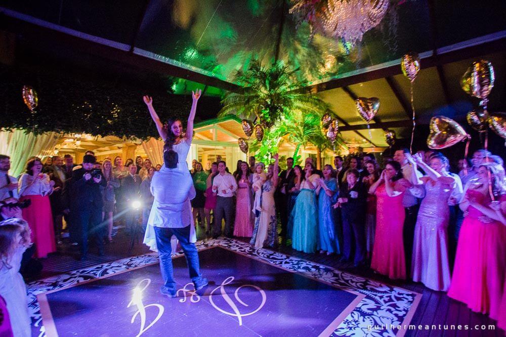 Locais para mini wedding Florianópolis