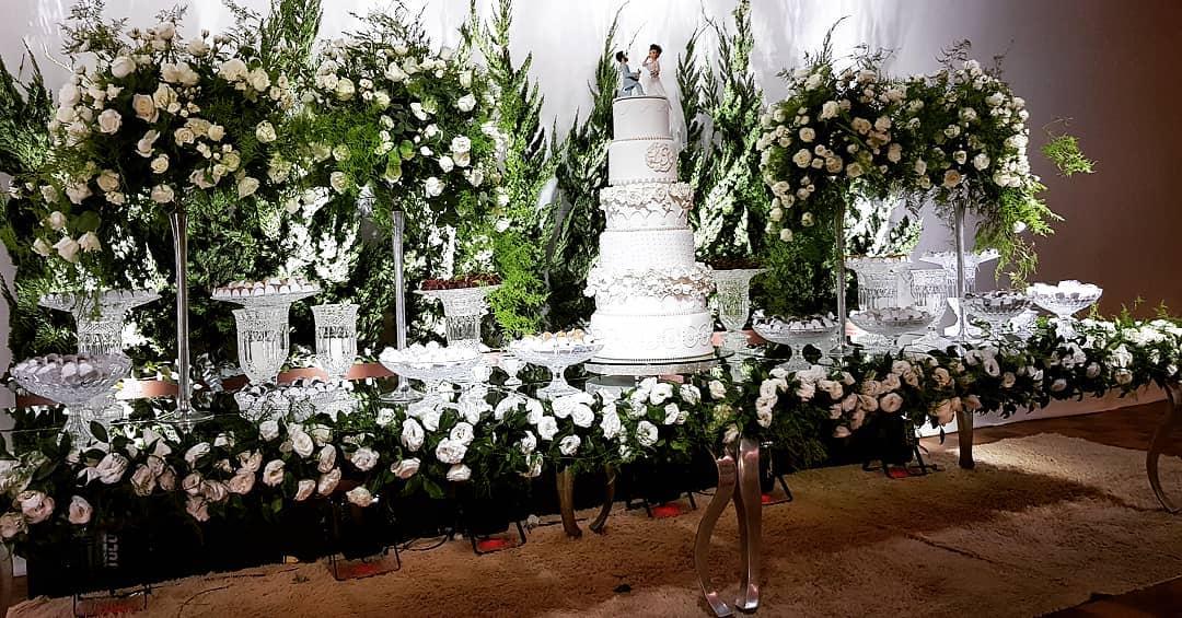 Decoração para Casamentos em Timbo