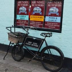 Arundel, South Downs du Sussex de l'Ouest