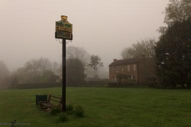 Fog at Coldred