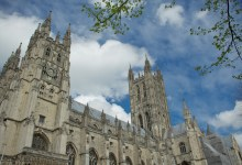 Canterbury, holy city