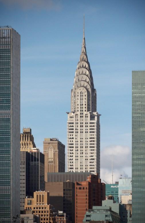 Chrysler building - New-York