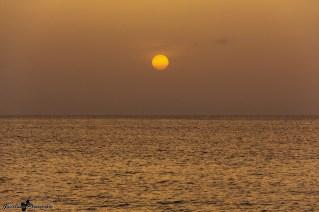 Deshaies-Grande-Anse-Coucher de soleil