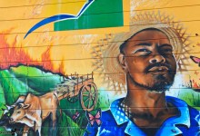 Street-Art from Guadeloupe