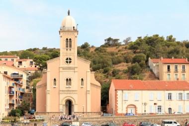 Port-Vendres - Eglise