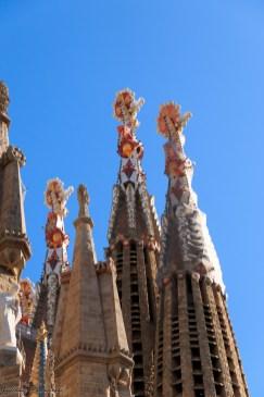 Barcelone - Sagrada Família