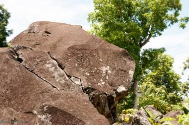 Trois-Rivières - Parc Archéologique des Roches Gravées