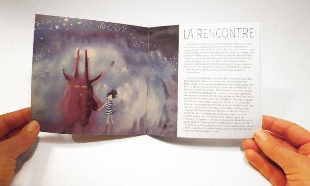 """Livret """"projections célestes"""" (c) Guillaume Marical"""