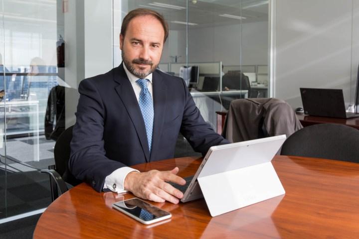 Fotografies corporatives a Eduard Farga, Director General de Seidor