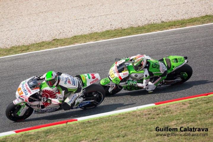 2014 MotoGP Catalunya 010 Mike Di Meglio - Alvaro Bautista
