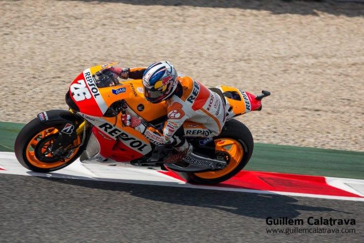 2014 MotoGP Catalunya 013 Dani Pedrosa