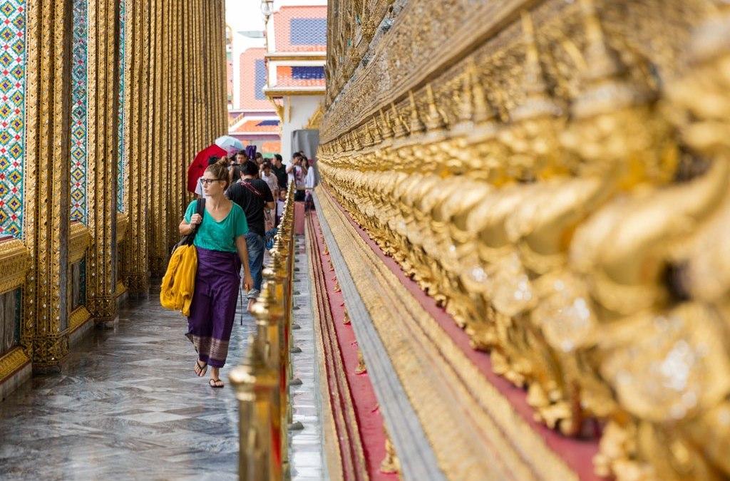 El Gran Palacio, Bangkok – Tailandia
