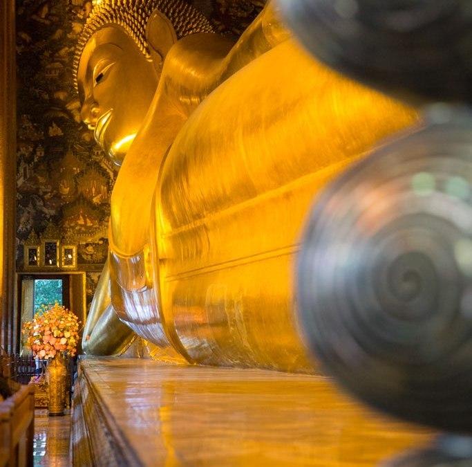 Wat Pho, Bangkok – Tailandia