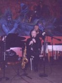 Performing the Hot House with Vinko Globokar