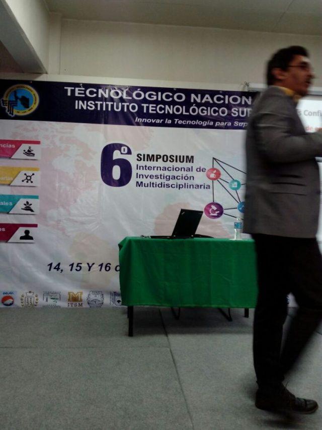 Dr. Guillermo Mejía Córdova Conferencia 5