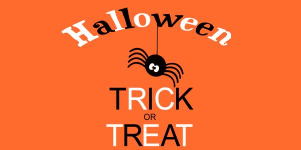 Halloween 2019 trick or treat