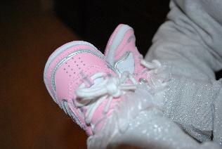Glamor feet....