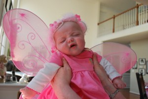 What is this?   I want to be a princess not a butterfly!