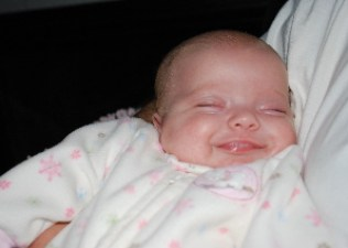 I EVEN SMILE IN MY SLEEP