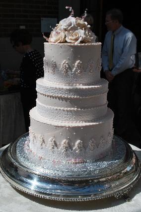 Guillianna's Blessing Cake!