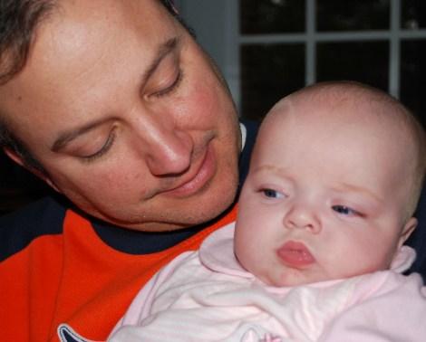 Poppy and I....