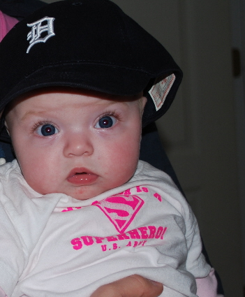 Princess' don't do chores? Wipe off Mr. Griffs feet, and Justice & Libby too, that is a lot of feet!