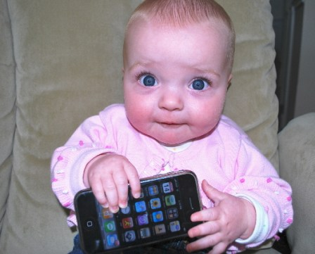 MOM AND DAD... CAN I HAVE AN iPHONE?   Pleeeease....?