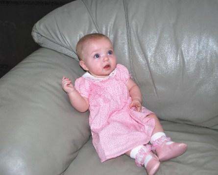 I think... I am Little Miss Adorable!