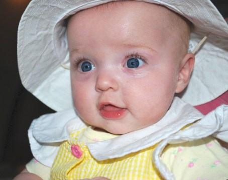 I am little Miss Sunshine today!